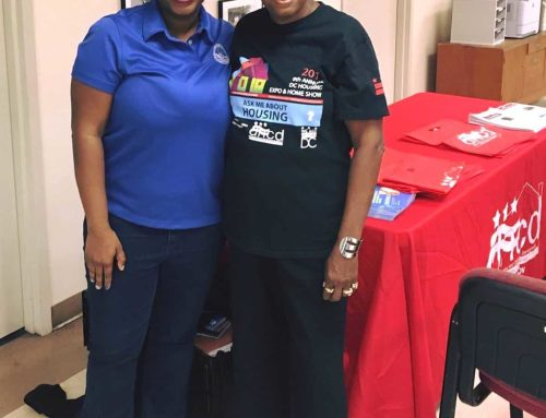 UPO Homeowner Resource Fair Assists Senior Homeowners in Southeast DC!