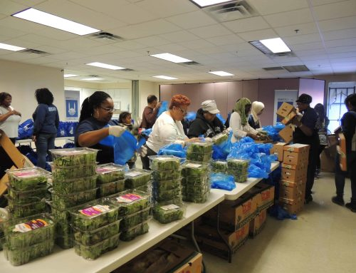 UPO Partners with Islamic Relief USA to Provide Thanksgiving Meals