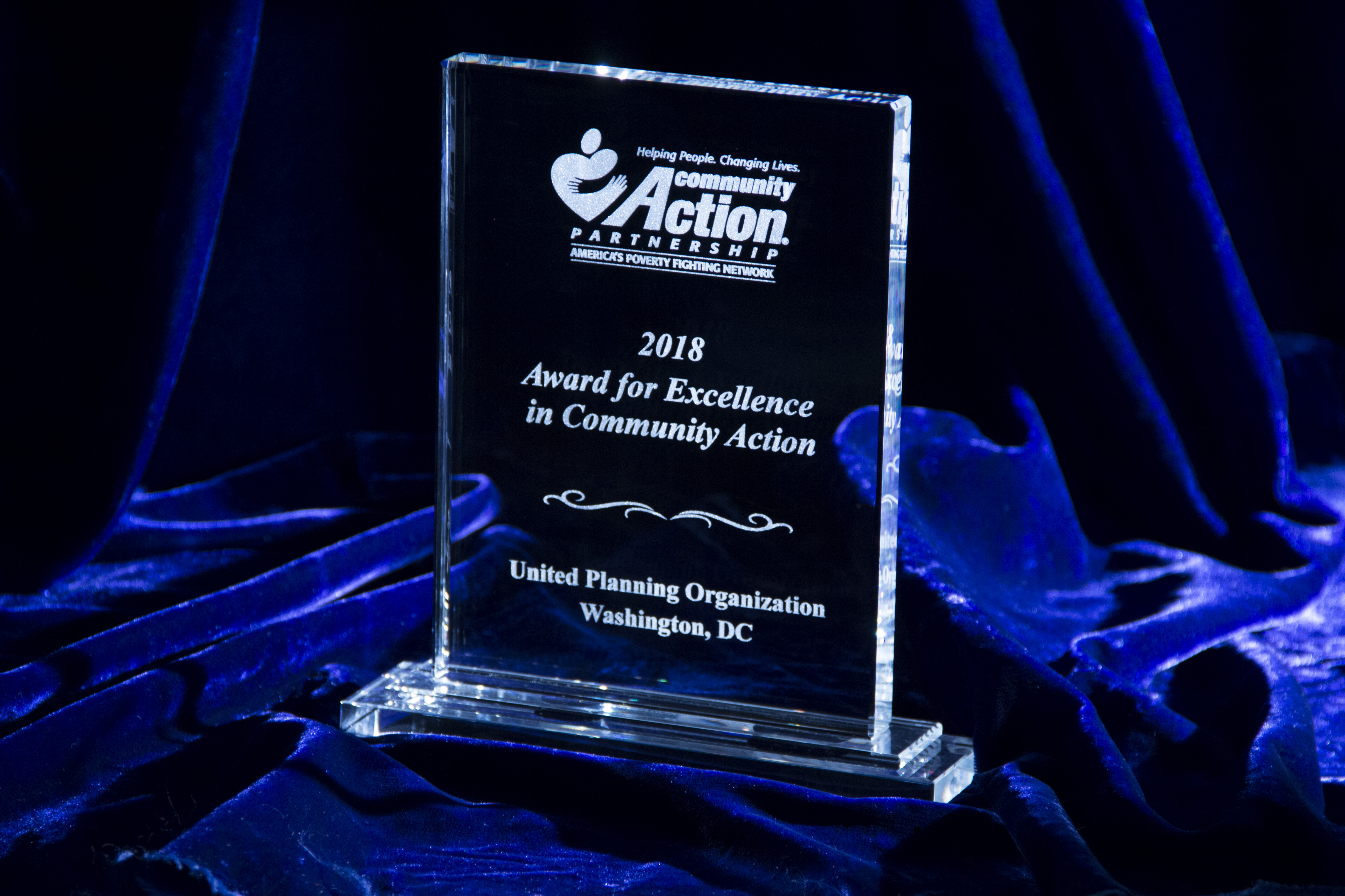 UPO Earns National Award for Excellence