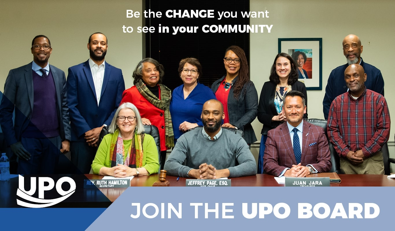UPO Sets Board Elections, Seeks Exceptional DC Leaders